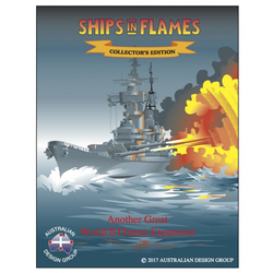 World in Flames: Ships in Flames (Collector's Edition)