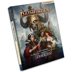 Pathfinder RPG: Lost Omens - Legends