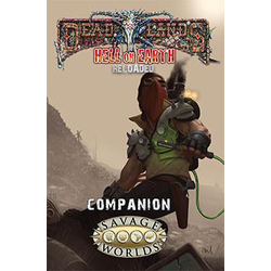 Deadlands: Hell on Earth Reloaded - Companion