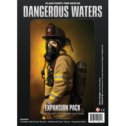 Flash Point Fire Rescue - Dangerous Waters