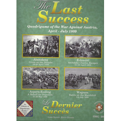The Last Success: Napoleon's March to Vienna, 1809