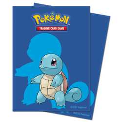 Ultra Pro Deck Protectors Pokemon Squirtle (65)