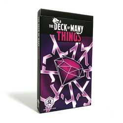 The Deck of Many: Things