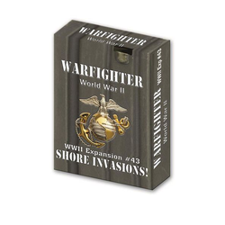 Warfighter WWII: Expansion 43 - Shore Invasions