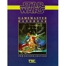 Star Wars RPG: Gamemaster Handbook