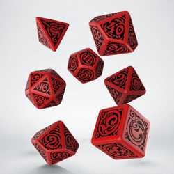 Call of Cthulhu The Outer Gods Nyarlathotep Dice Set (7)