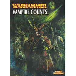 Vampire Counts Army Book (2001)