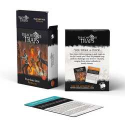 Nord Games: Treacherous Traps - Trap Card Deck CR 13-16