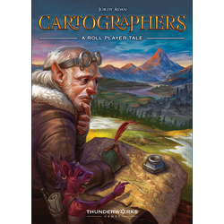Cartographers: A Roll Player Tale (sv. regler)