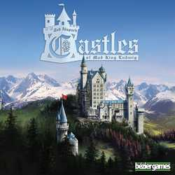 Castles of Mad King Ludwig (eng. regler)
