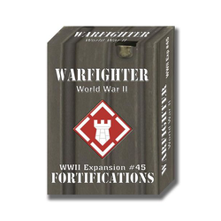 Warfighter WWII: Expansion 45 - Fortifications