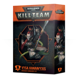 Kill Team: Commander Vysa Kharavyxis