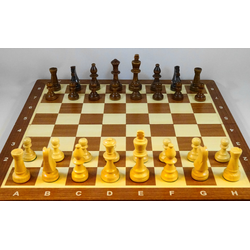 Schackset Deluxe, rutor 50mm (chess)