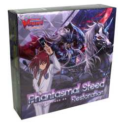 Cardfight!! Vanguard: Phantasmal Steed Restoration Display (16 booster packs)