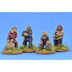 SAGA - Civilians - Traders