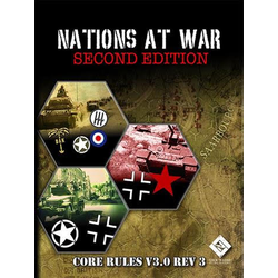 Nations at War (2nd ed): Core Rules v3.0