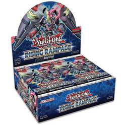 Yu-Gi-Oh! TCG: Rising Rampage Booster Display (24)