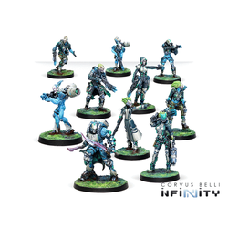 Spiral Corps Army Pack (inklusive preorder-miniatyren)