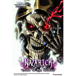 Weiβ Schwarz: Nazarick: Tomb of the Undead Booster Pack