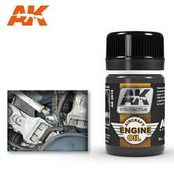 Effect: Aircraft Engine Oil (35ml)