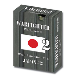 Warfighter WWII: Expansion 15 - Japan 2