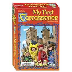 Carcassonne: My First Carcassonne (sv. regler)