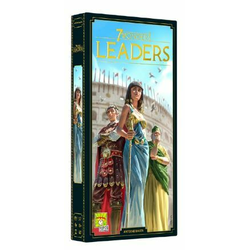 7 Wonders: Leaders (2nd ed, eng. regler)