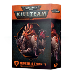 Kill Team: Commander Nemesis 9 Tyrantis