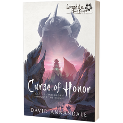 Legend of the Five Rings: Curse of Honor (novell)