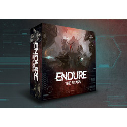 Endure The Stars (1:st Edition)