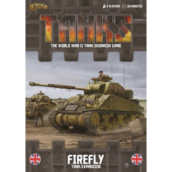 TANKS: British Sherman Firefly