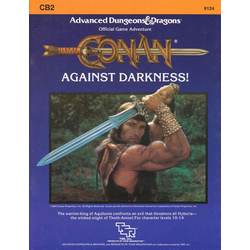 AD&D: CB2, Conan Against Darkness! (1984)