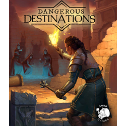 Nord Games: Dangerous Destinations (Hardcover)