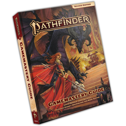 Pathfinder RPG: Gamemastery Guide (2nd standard ed, hardback)