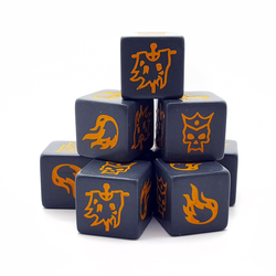 SAGA: Age of Magic - Chaos Dice