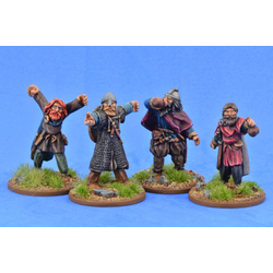 SAGA - Civilians - Celebrating Vikings