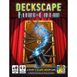 Deckscape: Behind the Curtain