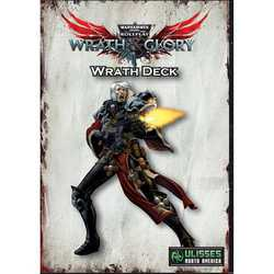 Wrath & Glory: Wrath Deck