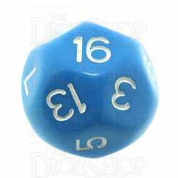 Spherical D16 Blue/White