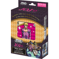 Weiβ Schwarz: JoJo's Bizarre Adventure - Golden Wind Trial Deck
