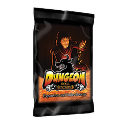 Dungeon Roll: Henchman Booster Pack