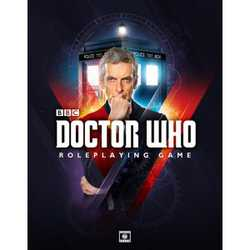 Doctor Who: Core Rulebook