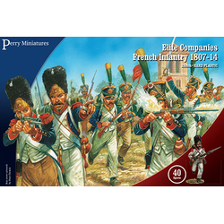 French Elite Companies, French Infantry 1807-14