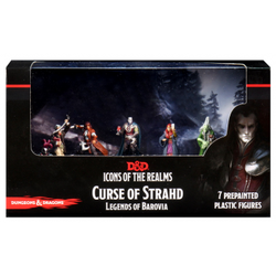 Icons of the Realms: Curse of Strahd - Legends of Barovia Premium Box Set