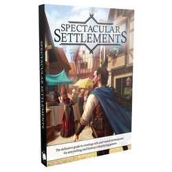 Nord Games: Spectacular Settlements (hardcover)