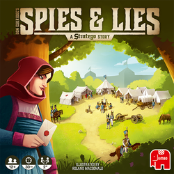 Spies & Lies: a Stratego Story (eng. regler)
