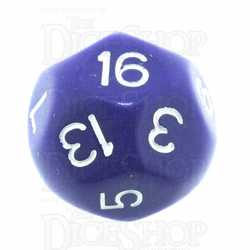 Impact Dice D16 - Purple