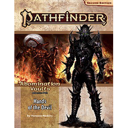 Pathfinder Adventure Path: Hands of the Devil (Abomination Vaults 2)