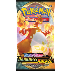 Pokemon TCG: Sword & Shield - Darkness Ablaze Booster Pack