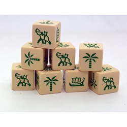 Saga: Age of Hannibal - Punic / Carthaginian Dice